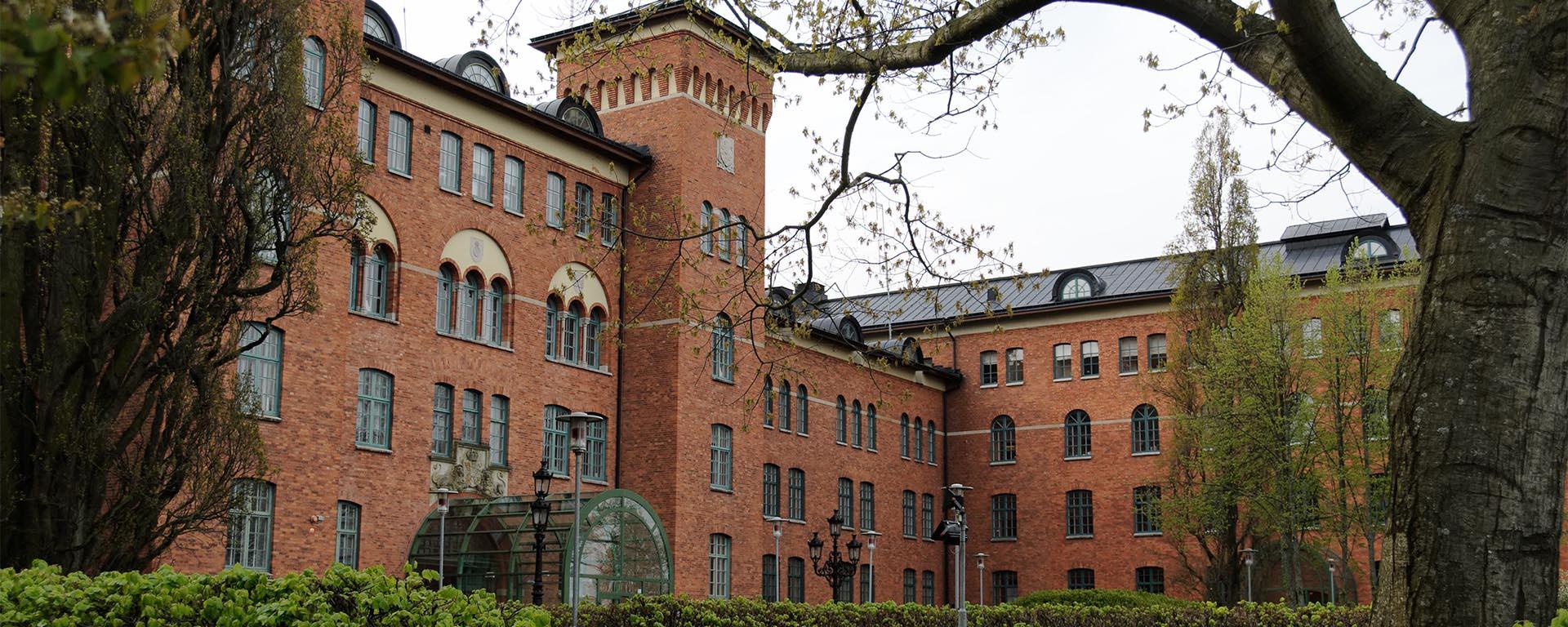Universitas di Swedia